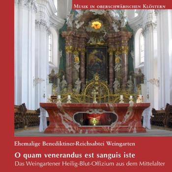 Various - Musik in Oberschwäbischen Klöstern-das Weingarte