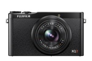 Fujifilm XQ2 zwart