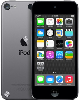 Apple iPod touch 5G 16GB gris