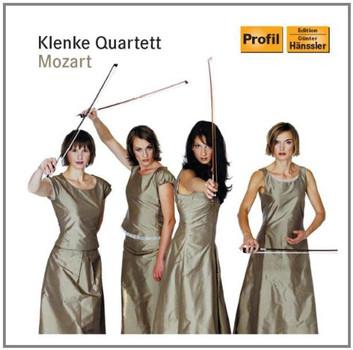 Klenke Quartett - Mozart:String Quartets 22&23