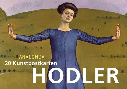 Postkartenbuch Ferdinand Hodler - Ferdinand Hodler  [Gebundene Ausgabe]
