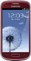 Samsung I8190 Galaxy S III mini 8GB rojo