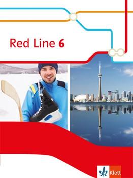 Red Line 6. Schülerbuch (fester Einband) Klasse 10 [Gebundene Ausgabe]
