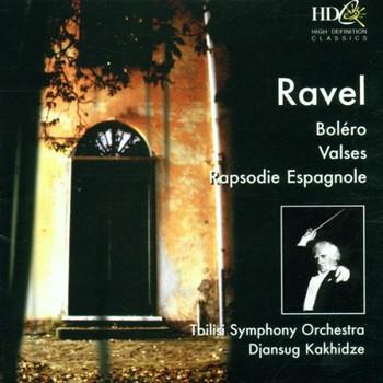 """Tbilisi Symphony - """"Boléro; la Valse; Rhapsodie"""""""