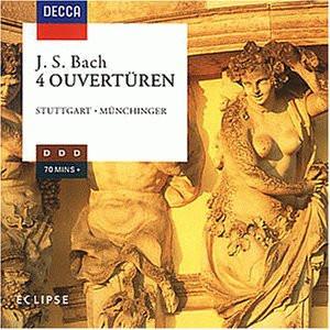 K. Münchinger - Orchestersuiten 1-4