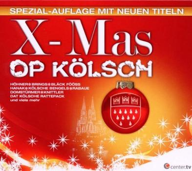 Various - X-Mas Op Kölsch (Spezial-Aufla