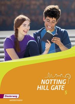 Notting Hill Gate / Notting Hill Gate - Ausgabe 2014. Lehrwerk für den Englischunterricht an Gesamtschulen und integrierenden... / Textbook 5 [Gebundene Ausgabe]