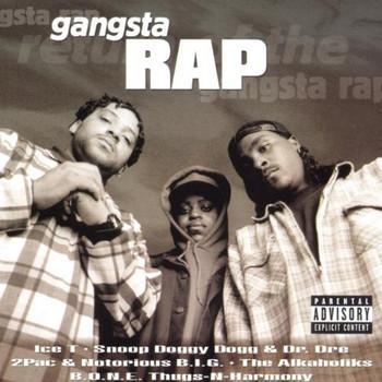 Various - Gangsta Rap