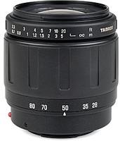 Tamron AF 28-80 mm F3.5-5.6 ASL 58 mm filter (geschikt voor Canon EF) zwart