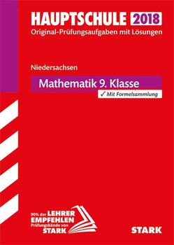 Original-Prüfungen Hauptschule - Mathematik 9. Klasse - Niedersachsen [Taschenbuch]