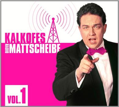 Oliver Kalkofe - Kalkofes Radio-Mattscheibe Vol. 1 (3 CDs)