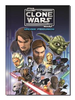 Clone Wars Freundebuch [Gebundene Ausgabe]