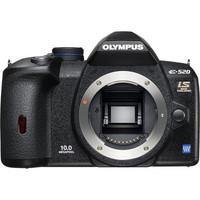 Olympus E-520 zwart