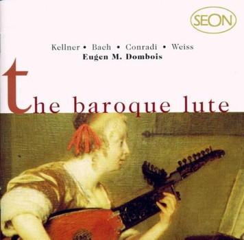 Eugen Dombois - Seon - The Baroque Lute