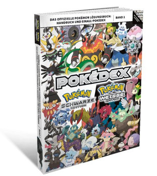 Pokémon Schwarze Edition Pokémon Weiße Edition Handbuch Und