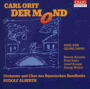 Carl Orff - Orff: Der Mond (Gesamtaufnahme) (Aufnahme 1950)