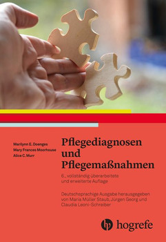 Pflegediagnosen und Pflegemaßnahmen - Marilynn E. Doenges [Gebundene Ausgabe]