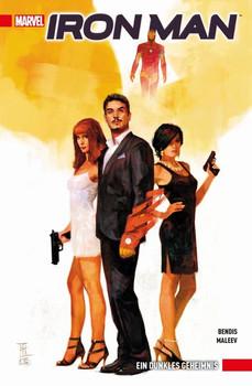 Iron Man. Bd. 3 - BrianMichael Bendis  [Taschenbuch]
