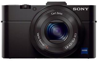 Sony DSC-RX100 II zwart