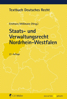 Staats- und Verwaltungsrecht Nordrhein-Westfalen [Taschenbuch]