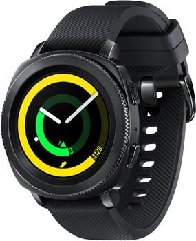 Samsung Gear Sport 30,2mm negro con correa de silicona black