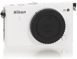 Nikon 1 J4 Cámara compacta Cuerpo blanco
