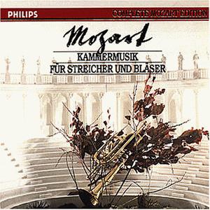 Various - Die vollständige Mozart-Edition Vol. 10 (Kammermusik für Streicher und Bläser)