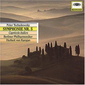 Karajan - Sinfonie 5/Capriccio Italien
