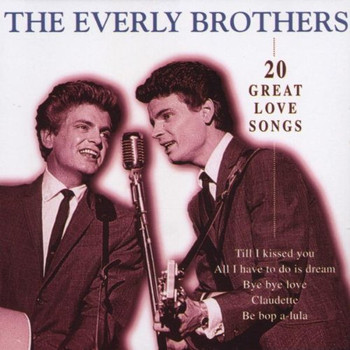 Everly Brothers - 20 Great Love