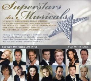 Various - Superstars des Musicals