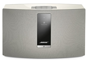 Bose SoundTouch 20 Series III wireless music system bianco