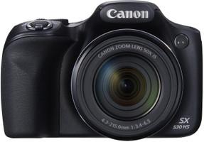 Canon PowerShot SX530 HS zwart