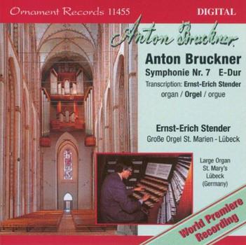 Bruckner 7 auf Orgel