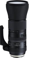 Tamron SP 150-600 mm F5.0-6.3 Di USD VC G2 95 mm Objectif  (adapté à Canon EF) noir