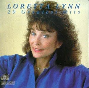 Loretta Lynn - 20 Greatest Hits