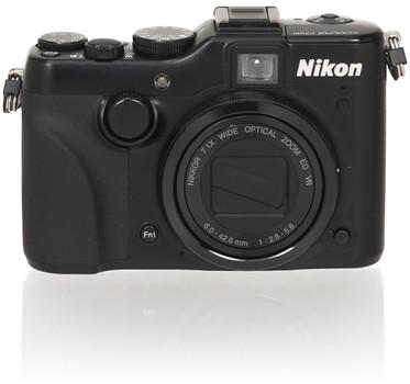 Nikon Coolpix P7100 negro