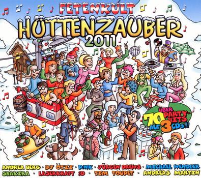 Various - Hüttenzauber 2011
