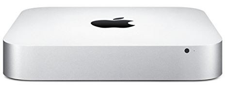 Apple Mac mini 2.8 GHz Intel Core i5 8 GB RAM 1 TB HDD (5400 U/Min.) [Late 2014]