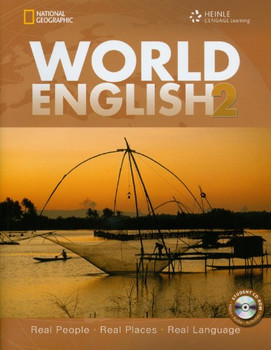 World English 2: Real People, Real Places, Real Language - Johannsen, Kristin