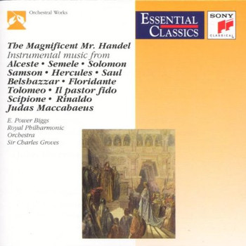 Georg Friedrich Händel - Essential Classics - Händel (The Magnificent Mr. Handel)