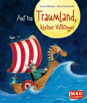 Auf ins Traumland, kleiner Wikinger! - Susan Niessen  [Taschenbuch]