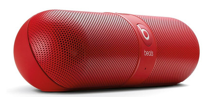 Beats by Dr. Dre Beats Pill 1.0 rood