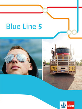 Blue Line / Schülerbuch. Ausgabe 2014 [Gebundene Ausgabe]