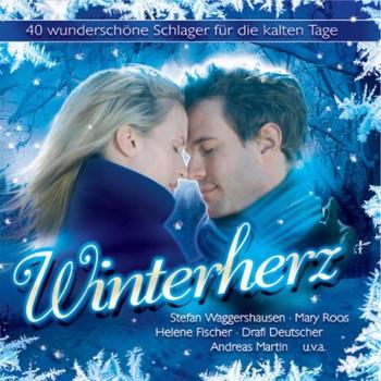 Various - Winterherz-40 Wunderschöne Schlager für die Kalt