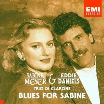 Trio di Clarone - Blues for Sabine