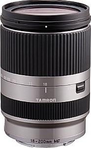Tamron 18-200 mm F3.5-6.3 Di VC III 62 mm filter (geschikt voor Sony E-mount) zilver