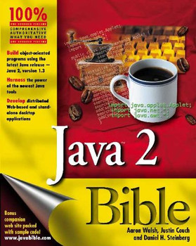 Java 2 Bible (Bible (Wiley)) - Walsh, Aaron E.