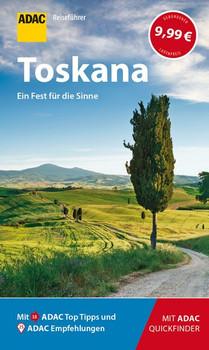 ADAC Reiseführer Toskana - Stefan Maiwald  [Taschenbuch]