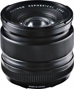Fujifilm X 14 mm F2.8 R 58 mm Objectif (adapté à Fujifilm X) noir