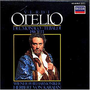 Mario del Monaco - Verdi: Otello (Gesamtaufnahme ital.)